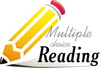 Reading Comprehension Test - Multiple Choice