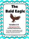 Reading Comprehension : The Bald Eagle