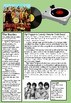 Reading Comprehension - The Beatles: Sgt Pepper, 50 years celebration.