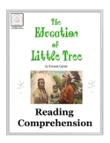 Reading Comprehension: The Education of Little Tree