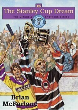Reading Comprehension- The Mitchell Brothers #6- Stanley Cup Dream