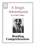 Reading Comprehension: The Story of Quetch, A Dog's Adventures, by Hugh Lofting