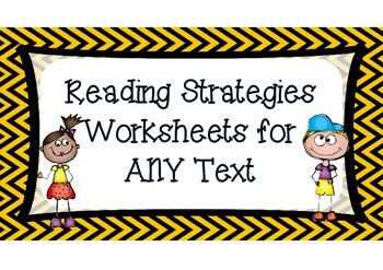 Comprehension Connections Thinking Stems Graphic Organizer
