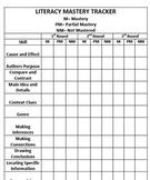 Reading Comprehension Bundle:  12 Comprehension Quizzes (G