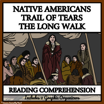 Reading Comprehension - Trail of Tears and the Long Walk