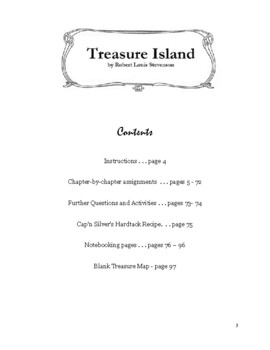 Reading Comprehension: Treasure Island
