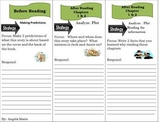 Reading Comprehension Trifold Thanksgiving on Thursday Mag