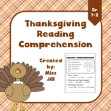 Reading Comprehension: Turkey
