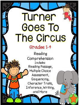 Reading Comprehension Fiction