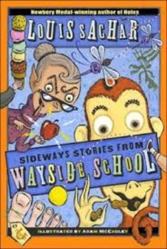 Reading Comprehension Unit for Sideways Stories From Wayside School - Chapter 25