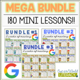 Reading Comprehension Units for Mastery- MEGA Bundle!