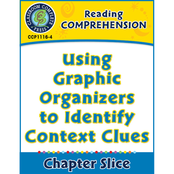 Reading Comprehension:Graphic Organizers to Identify Context Clues