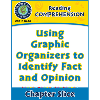 Reading Comprehension: Graphic Organizers to Identify Fact
