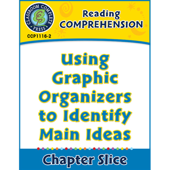 Reading Comprehension: Graphic Organizers to Identify Main Ideas