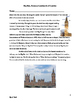 Reading Comprehension & Vocabulary Lesson on Big Ben in England w/ 20 Questions