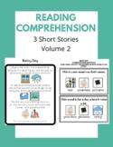 Reading Comprehension Volume 2 - Special Education - English Language Arts