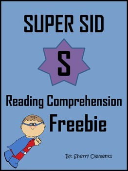 FREE DOWNLOAD : Reading Comprehension FREEBIE