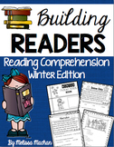 Reading Comprehension Passages, Questions, Activities- Winter