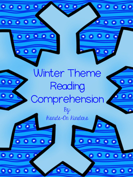 Reading Comprehension- Winter Theme