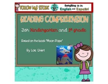 Reading Comprehension Wokrsheet