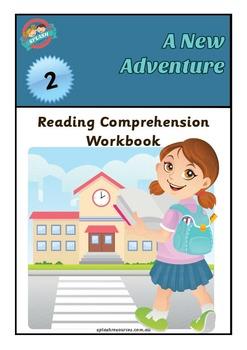 Reading Comprehension Workbook - A New Adventure