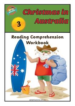 Reading Comprehension Workbook - Christmas in Australia