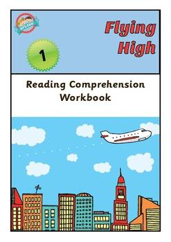 Reading Comprehension Workbook - Flying High