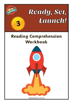 Reading Comprehension Workbook - Ready, Set, Launch!