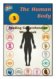 Reading Comprehension Workbook - The Human Body - Cause and Effect Worksheet