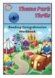 Reading Comprehension Workbook - Theme Park Thrills