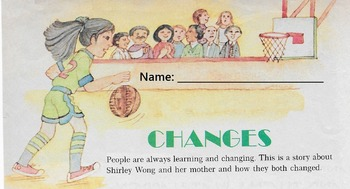 Reading Comprehension Worksheet Character Traits & Perspective Story 3 Questions