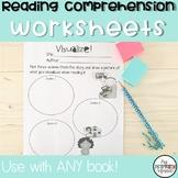 Reading Comprehension Worksheet Packet
