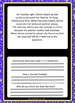Reading Comprehension Worksheets - Inferencing, Summarizing And WH- Questions