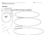 Reading Comprehension Worksheets for Hey, Little Ant