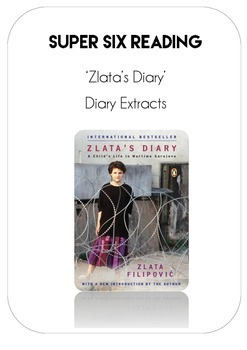 Reading Comprehension - Zlata's Diary
