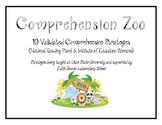 Reading Comprehension Zoo
