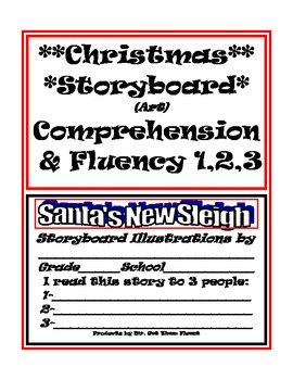 Reading Comprehension and Christmas