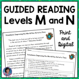 3rd Grade Reading Comprehension Passages and Questions: Ideal for Summer Packets