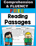 Free Reading Comprehension Passages