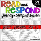 Phonics Reading Passages for Fluency and Comprehension - F