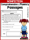 First Grade Reading Comprehension Passages and Questions (Nonfiction)
