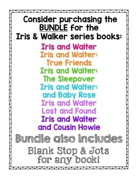 Reading Comprehension and Interactive Read Aloud with Iris and Walter Baby Rose