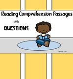 Reading Comprehension and Questions