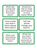 Reading Comprehension and Response - Bundle