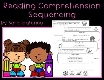 Reading Comprehension and Sequencing Packet