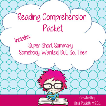 Reading Comprehension and Summary