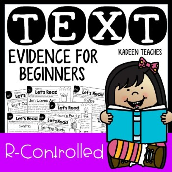 Reading Comprehension and Text Evidence for Beginners-R Co
