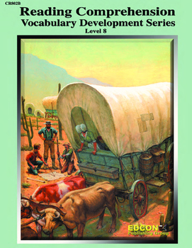 Reading Comprehension and Vocabulary Development Level 8 Book 2