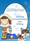Reading Comprehension and Writing Review Iditarod Theme
