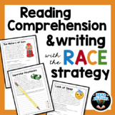 Reading Comprehension and Writing with the RACE Strategy: